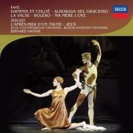 Bernard Haitink (Бернард Хайтинк): Debussy/ Ravel Ballets