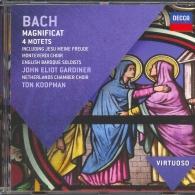 John Eliot Gardiner (Джон Элиот Гардинер): Bach: Magnificat; 4 Motets