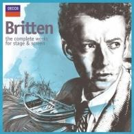 Benjamin Britten (Бенджамин Бриттен): Britten: The Complete Works For Stage & Screen