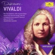 Trevor Pinnock (Тревор Пиннок): Discover Vivaldi