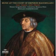 Nikolaus Harnoncourt (Николаус Арнонкур): Music At The Court Of Emperor Maximilian I.