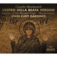 John Eliot Gardiner (Джон Элиот Гардинер): Monteverdi: Vespro Della Beata Vergine
