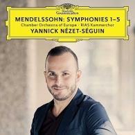 Yannick Nezet-Seguin (Янник Незе-Сеген): Mendelssohn: Symphonies 1-5