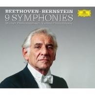 Leonard Bernstein (Леонард Бернстайн): Beethoven: 9 Symphonies