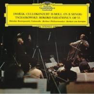 Herbert von Karajan (Герберт фон Караян): Dvorak: Cello Concerto/ Tchaikovsky: Variations On A Rococo Theme