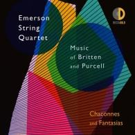 Emerson String Quartet (Эмирсон Стринг Квартет): Music Of Britten And Purcell