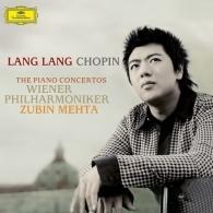 Lang Lang (Лан Лан): Chopin: Piano Concerto Nos. 1 & 2