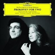 Martha Argerich (Марта Аргерих): Prokofiev For Two