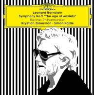 "Berliner Philharmoniker: Bernstein: Symphony No. 2 ""The Age of Anxiety"""