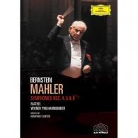 Leonard Bernstein (Леонард Бернстайн): Mahler: Symphonies Nos. 4, 5 & 6