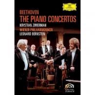 Leonard Bernstein (Леонард Бернстайн): Beethoven: Piano Concertos