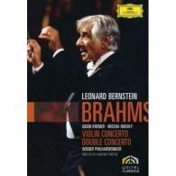 Leonard Bernstein (Леонард Бернстайн): Brahms: Violin Concerto