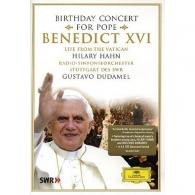 Hilary Hahn (Хилари Хан): Birthday Concert For Pope Benedict XVI