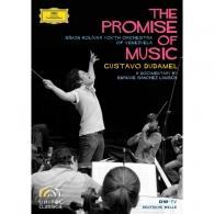 Gustavo Dudamel (Густаво Дудамель): The Promise Of Music
