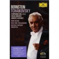 Leonard Bernstein (Леонард Бернстайн): Tchaikovsky: Syms Nos.4 & 5