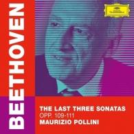 Maurizio Pollini (Маурицио Поллини): Beethoven: Piano Sonatas, Opp. 109-111
