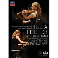 Julia Fischer (Юлия Фишер): Julia Fischer