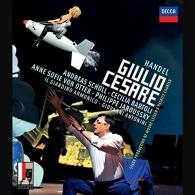 Cecilia Bartoli (Чечилия Бартоли): Handel: Giulio Cesare