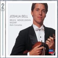 Joshua Bell (Джошуа Белл): Mendelssohn/ Bruch/ Mozart: Violin Concertos