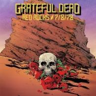 Grateful Dead (Грейтфул Дед): Live Red Rocks Amphitheatre, Morrison Co
