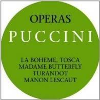 Victor De Sabata (Виктор де Сабата): Puccini: Opern / Operas (Gesamt / Complete)