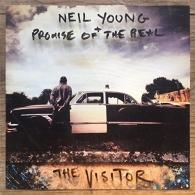 Neil Young (Нил Янг): The Visitor