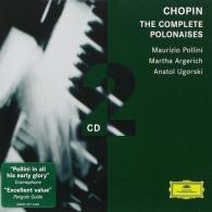 Maurizio Pollini (Маурицио Поллини): Chopin: Complete Poloaises; Miscellaneous pieces