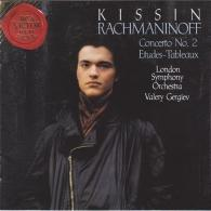 Evgeny Kissin (Евгений Игоревич Кисин): Rachmaninov Concerto No. 2, 6 Etudes-Tableaux