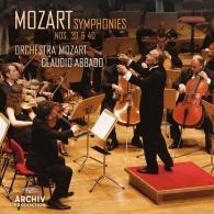 Claudio Abbado (Клаудио Аббадо): Mozart: Symphonies Nos.39 & 40