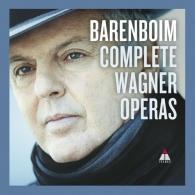 Daniel Barenboim (Даниэль Баренбойм): Barenboim Conducts The Major Wagner Operas
