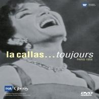 Maria Callas (Мария Каллас): La Callas Toujours (Paris Debut 1958)