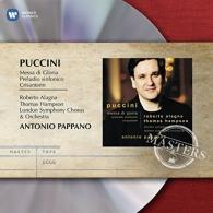 Antonio Pappano (Антонио Паппано): Messa Di Gloria. Preludio Sinfonico. Crisantemi