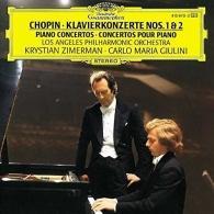 Krystian Zimerman (Кристиан Цимерман): Chopin Piano Concertos 1 & 2