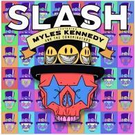 Slash (Слеш): Living The Dream