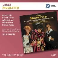 Julius Rudel (Юлиус Рудель): Verdi: Rigoletto