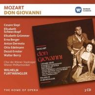 Wilhelm Furtwängler (Вильгельм Фуртвенглер): Mozart: Don Giovanni (Live At Salzburg, 1954)
