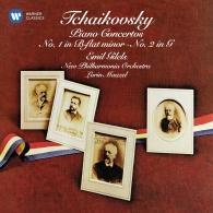 New Philharmonia Orchestra Emil Gilels (Новый филармонический оркестр Эмиль Гилельс): Tchaikovsky: Piano Concertos Nos 1 & 2