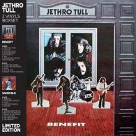 Jethro Tull (Джетро Талл): Benefit / Warchild