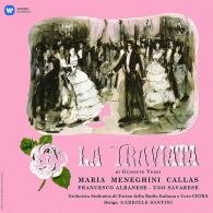 Maria Callas (Мария Каллас): Verdi: La Traviata