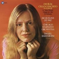 Jacqueline Du Pre (Жаклин Дю Пре): Dvorak: Cello Concerto
