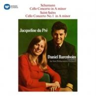 Jacqueline Du Pre (Жаклин Дю Пре): Schumann: Cello Concerto / Saint-Saens: Cello Concerto No. 1
