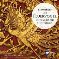 Orchestre De Paris (Оркестр Парижа): Stravinsky: The Firebird