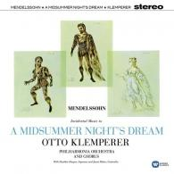 Otto Klemperer (Отто Клемперер): Mendelssohn: A Midsummer Night