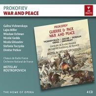 Mstislav Rostropovich (Мстислав Ростропович): War And Peace