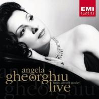 Angela Gheorghiu (Анджела Георгиу): Live From Covent Garden