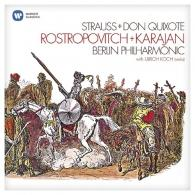 Mstislav Rostropovich (Мстислав Ростропович): Don Quixote, Op. 35