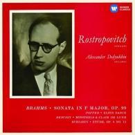 Mstislav Rostropovich (Мстислав Ростропович): Cello Sonata No. 2