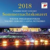 Vienna Philharmonic (Венский филармонический оркестр): Summer Night Concert 2018