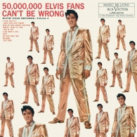 Elvis Presley (Элвис Пресли): 50 Million Elvis Fans Can't Be Wrong