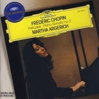 Martha Argerich (Марта Аргерих): Chopin: Preludes